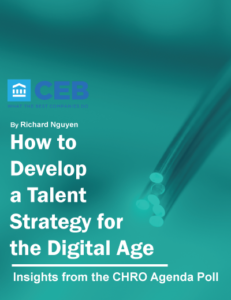 How to Develop a Talent Strategy for the Digital Age