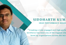 Interview With Head – Performance Behaviour, worxogo – Siddharth Kumar
