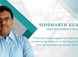 Interview With Head – Performance Behaviour, worxogo – Siddharth Kumar