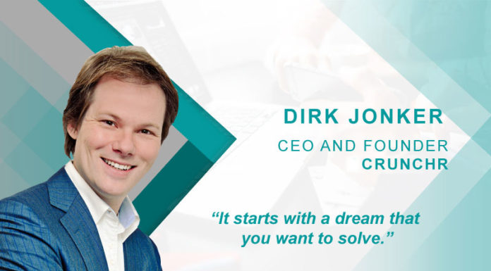 Interview with CEO and Founder, Crunchhr – Dirk Jonker