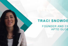 Traci Snowden, Apto Global